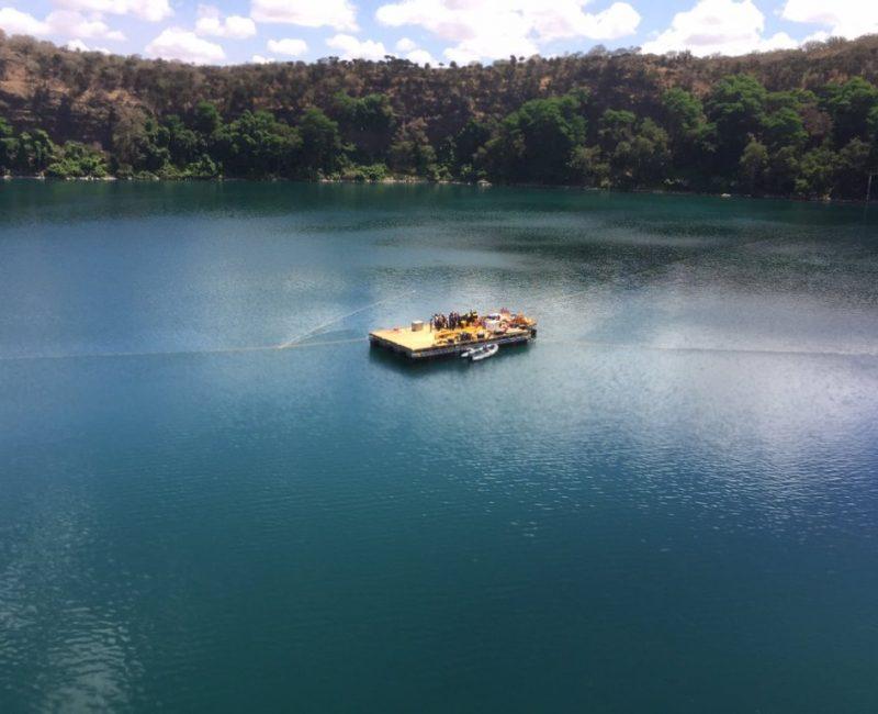 Lake Challa2