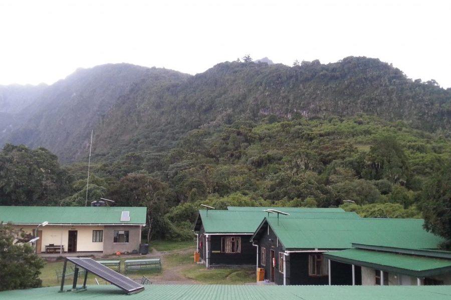 Miriakamba Hut