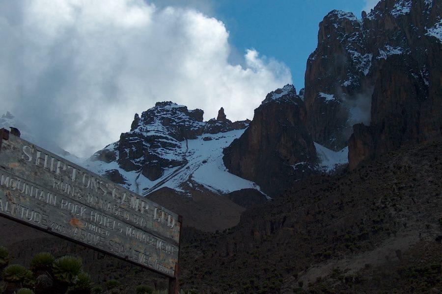 Shipton''s Camp, Mount Kenya WHS