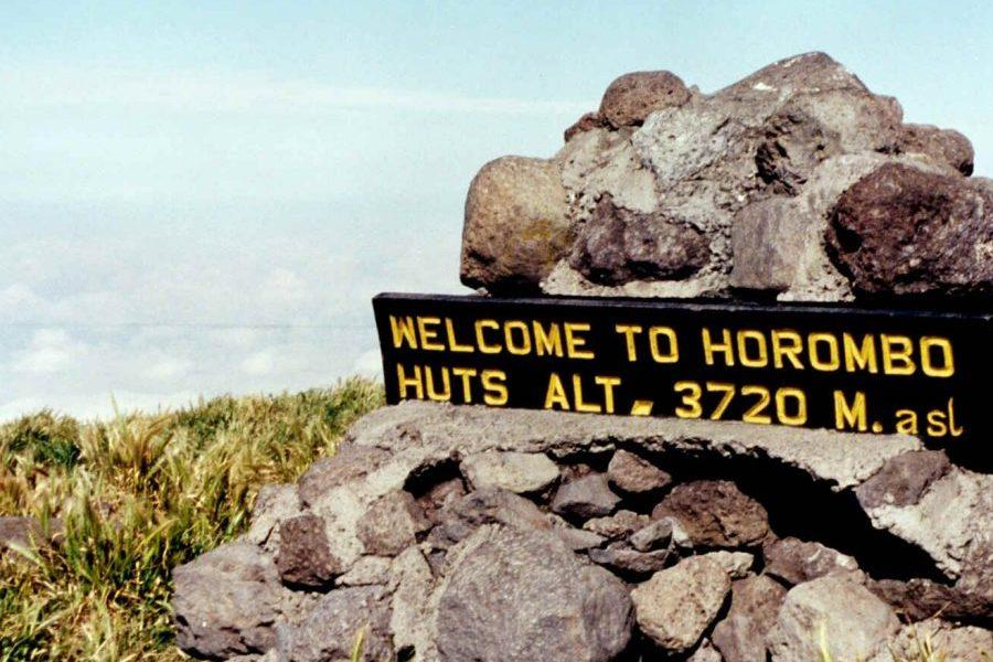 horombo hut2